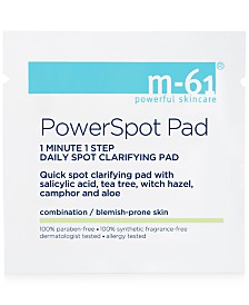 m-61 by Bluemercury PowerSpot Pad, 30-Pk.
