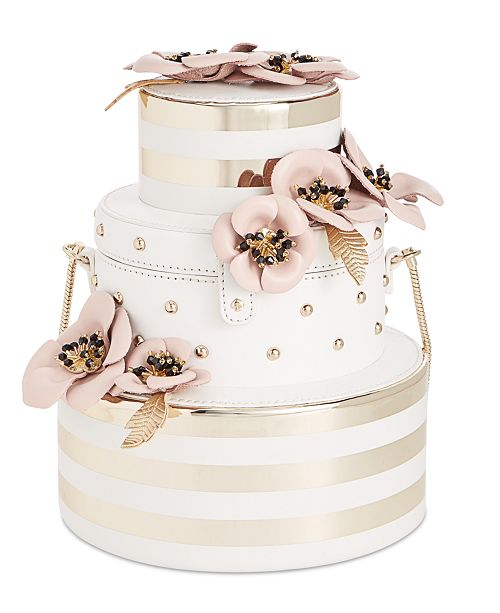 Kate Spade New York Wedding Belles Wedding Flower Cake