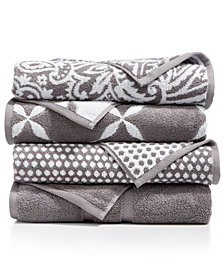 Charter Club Elite Mix & Match Bath Towel Collection, Created for Macy's