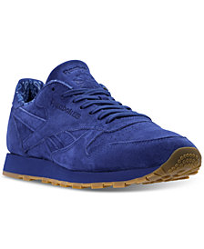 Reebok Men's Classic Leather TDC Casual Sneakers from Finish Line