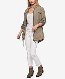 Levi's® Roll-Tab-Sleeve Utility Jacket