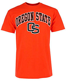 New Agenda Men's Oregon State Beavers Midsize T-Shirt