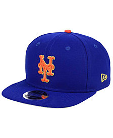 New Era New York Mets Gold Flip 9FIFTY Snapback Cap