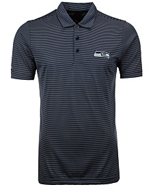 Antigua Men's Seattle Seahawks Quest Polo Shirt