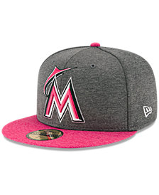 New Era Miami Marlins Mother's Day 59FIFTY Cap