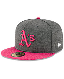 New Era Oakland Athletics Mother's Day 59FIFTY Cap