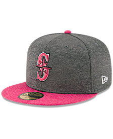 New Era Seattle Mariners Mother's Day 59FIFTY Cap