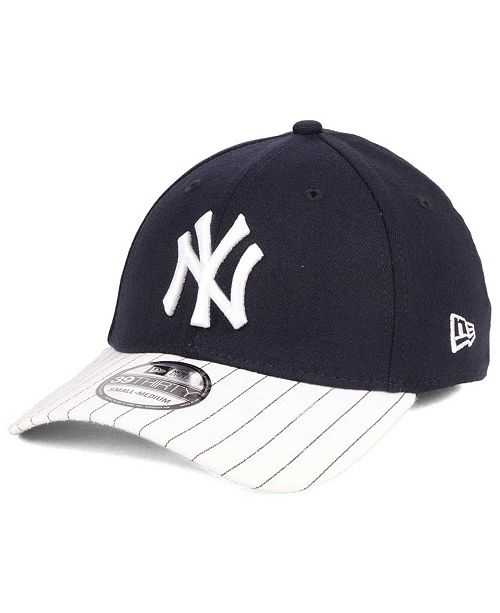 33d5bd72b60 ... New Era New York Yankees Pinstripe Classic 39THIRTY Cap ...