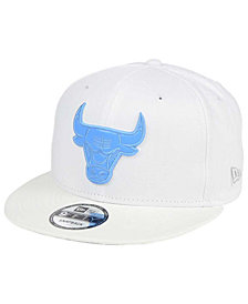 New Era Chicago Bulls Power Blue Hook 9FIFTY Snapback Cap