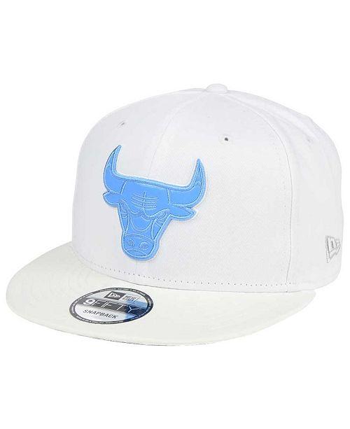 273c521618a New Era Chicago Bulls Power Blue Hook 9FIFTY Snapback Cap - Sports ...
