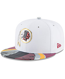 New Era Washington Redskins 2017 Draft 59FIFTY Cap