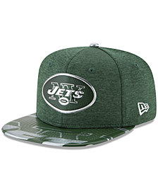 New Era New York Jets 2017 Draft 9FIFTY Snapback Cap