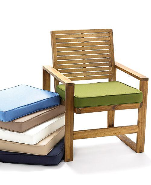 Furniture Sunbrella Outdoor Seat Cushions Quick Ship Reviews