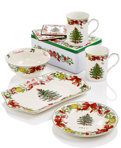 2017 Spode Holiday Gifts & Collectibles