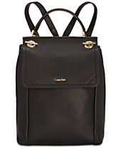 Calvin Klein Abbey Toggle Small Backpack