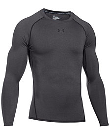 Under Armour Men's HeatGear® Long-Sleeve Compression Shirt