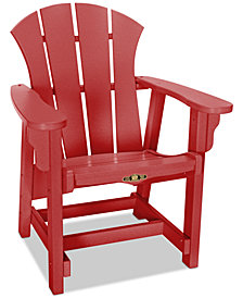 Sunrise Conversational Chair, Quick Ship