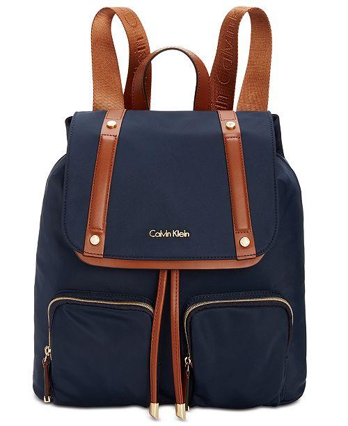 90d1248ea3fb3 Calvin Klein Teodora Cargo Backpack  Calvin Klein Teodora Cargo Backpack ...