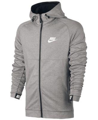 Nike Men\u0027s Sportswear Advance 15 Zip Hoodie