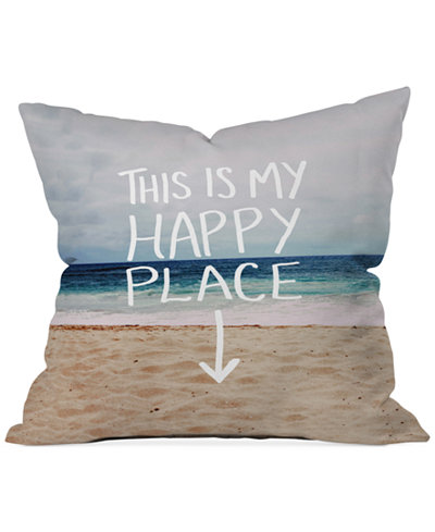 Deny Designs Leah Flores Happy Place Beach 16