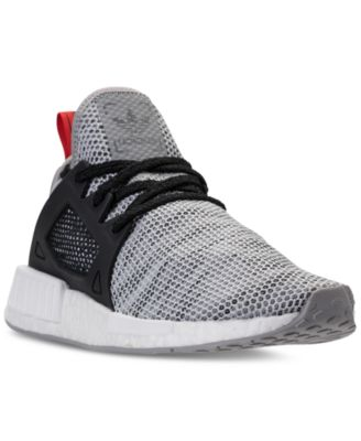 adidas Men\u0027s NMD XR1 Primeknit Casual Sneakers from Finish Line