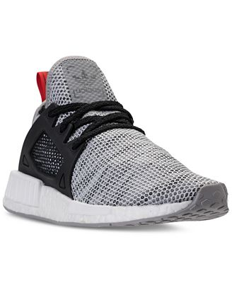 adidas NMD Xr1 PK OG Black Red Blue White Primeknit By1909