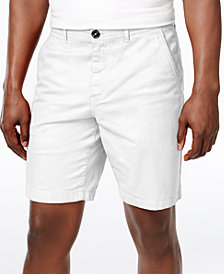 "Michael Kors Men's Cotton Stretch 9"" Shorts"