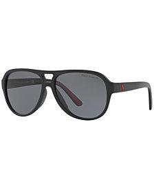 Polo Ralph Lauren Polarized Sunglasses, PH4123