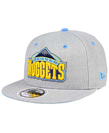 New Era Denver Nuggets Total Reflective 9FIFTY Snapback Cap