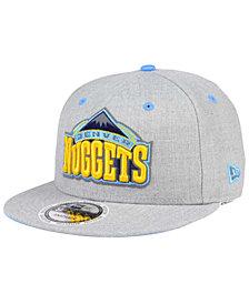 New Era Denver Nuggets Total Reflective 9FIFTY Snapback Cap