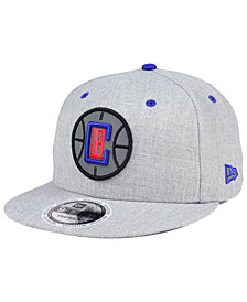 New Era Los Angeles Clippers Total Reflective 9FIFTY Snapback Cap