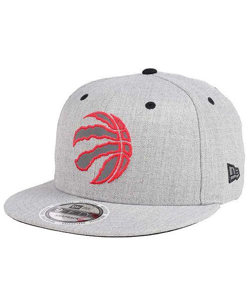 reputable site 71a5a 5989a ... New Era Toronto Raptors Total Reflective 9FIFTY Snapback Cap ...