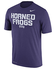 Nike Men's TCU Horned Frogs Legend Verbiage T-Shirt
