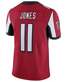 Nike Men's Julio Jones Atlanta Falcons Vapor Untouchable Limited Jersey