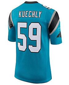 Nike Men's Luke Kuechly Carolina Panthers Vapor Untouchable Limited Jersey