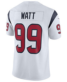 Nike J. J. Watt Men s Houston Texans Vapor Untouchable Limited Jersey 30953abf1