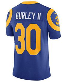 Nike Men's Todd Gurley Los Angeles Rams Vapor Untouchable Limited Jersey