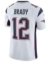 a72e9be00624d Nike Men s Tom Brady New England Patriots Vapor Untouchable Limited Jersey