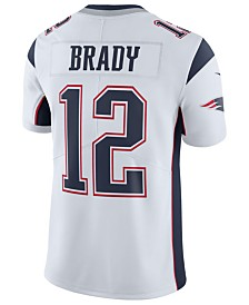 Nike Men's Tom Brady New England Patriots Vapor Untouchable Limited Jersey