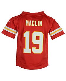 Nike Jeremy Maclin Kansas City Chiefs Game Jersey, Infant Boys (12-24 months)
