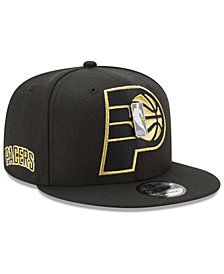 New Era Indiana Pacers Playoff Push 9FIFTY Snapback Cap