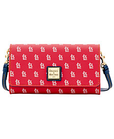 Dooney & Bourke St. Louis Cardinals Daphne Crossbody Wallet