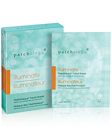 Patchology FlashMasque 5 Minute Facial Sheets Set - Illuminate