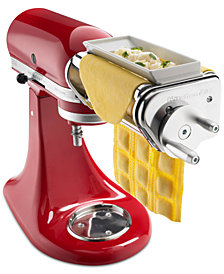 KitchenAid KRAV Ravioli Maker Stand Mixer Attachment