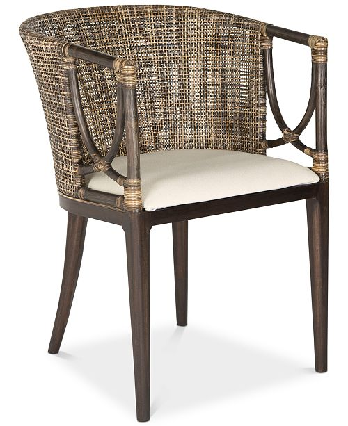 Safavieh Donatella Rattan Chair