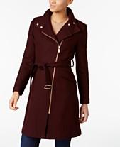 983b1d68e243 Cole Haan Asymmetrical Walker Coat