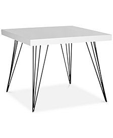 Wolcott Square Table, Quick Ship