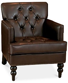 Talmon Club Chair, Quick Ship