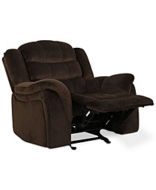 Alburn Glider Recliner, Quick Ship
