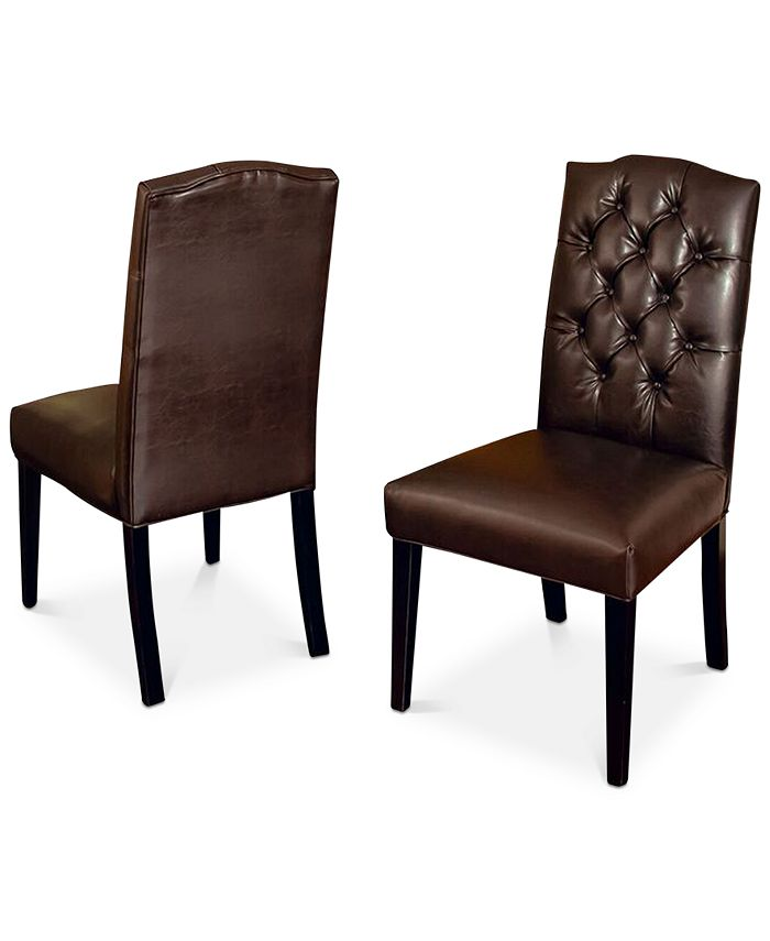 Noble House - Jannis Dining Chairs (Set of 2), Quick Ship